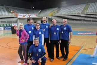 Kune se iz Varaždina vratile s novim medaljama i rekordima