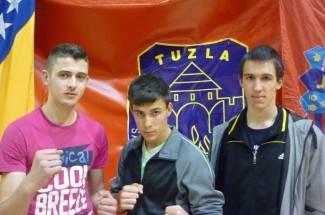 Požeški boksači sudjelovali na turniru u Tuzli