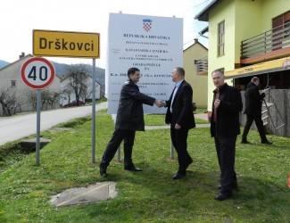 Započelo katastarsko mjerenje u Drškovcima i Komušini