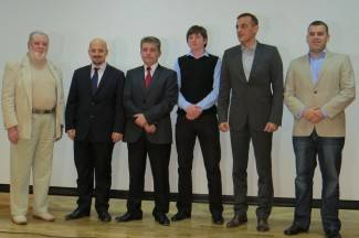 Predizborni skup SDP-a: Kutjevo ima sigurnost s Ivicom i Denijem