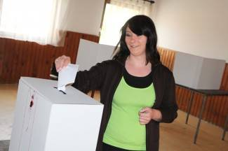 Drugi krug izbora u Kutjevu: Do 16 sati odaziv 38 posto