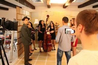 Garavuše snimile spot za pjesmu ¨Poljubi me¨ (foto)