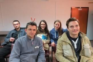 Gero za novi filmski uradak pozvao pojačanje iz Zagreba
