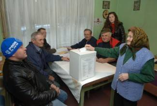 Parlamentarni izbori u Požeštini