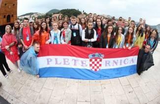 Mladi iz Požeštine na Susretu katoličke mladeži u Dubrovniku