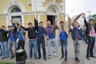 Dan Gimnazije: Učenici zagrlili Stari grad