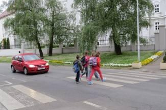 Na pješačkom prijelazu automobilom udario devetogodišnjakinju