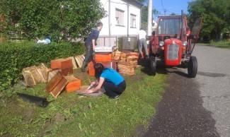 Požeški pčelari pomažu; Miroloviću poklanjaju pčelinje zajednice