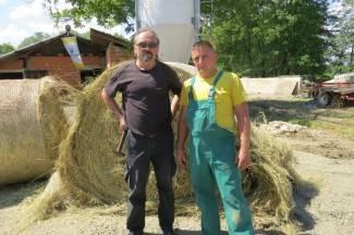 Matijevići pomažu Pančiću: Donirali mu sijeno za spas krava