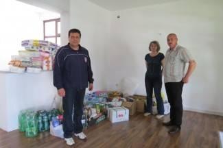 I požeška HVIDRA u akciji za pomoć poplavljenima