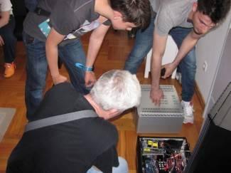 Pakrački Multipak: Izložba hi-fi opreme
