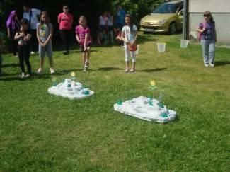 Eko-sportske igre: Učenici uz zabavu razvijaju svijest (foto)