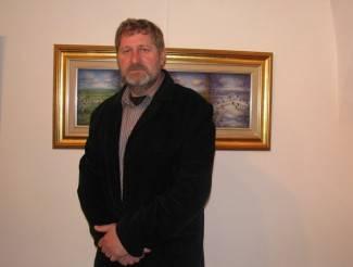 Izložba slika Ivana Andrašića u Gradskom muzeju