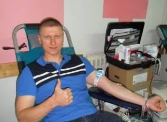 Prikupljeno 211 doza krvi