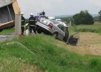Manje nesreća, ali više prometnih prekršaja nego lani