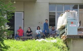 Radnici ¨Sloge¨ od jutros u štrajku; nisu dobili plaću za travanj