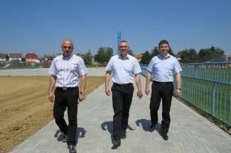 Rekreacija gotova do srpnja; Neferović najavio nove projekte