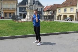 Požega ima novu juniorsku prvakinju Balkana u low kicku