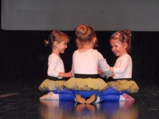 Plesači pokazali što su naučili tijekom godine