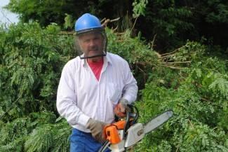 Radnici čiste korito Pakre: Dosad očistili pola dionice (foto)