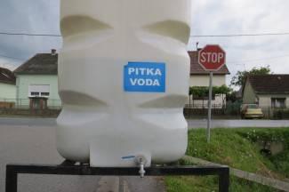 U dijelovima Pakraca i Lipika voda nije za piće