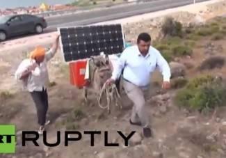 Ovako u Turskoj pune bateriju za mobitel (video)