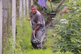 Potok poplavio kuću: Nitko im ne može pomoći jer nije ucrtan u kartu