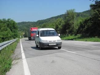 U kolovozu kreće sanacija ceste Lipik - Okučani