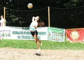 Požeško kulturno ljeto: Turnir u odbojci na pijesku