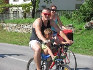 Tradicionalna biciklijada u Pakracu i Lipiku