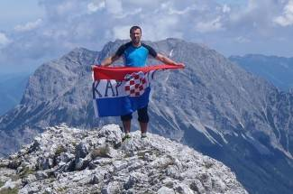 Josip planira biciklom do Švicarske i onda se penje na Mont Blanc