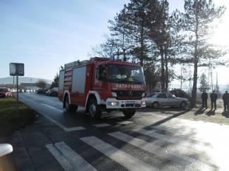 Vatrogasci imali pune ruke posla, hitna intervenirala 9 puta