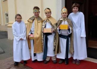 Sveta tri kralja: Mališani skupljali priloge za djecu Afrike