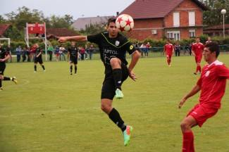 Prijateljska: NK Kaptol - HNK Cibalia (Vinkovci) 0:6