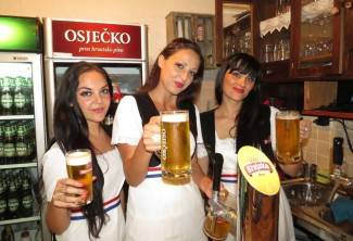 Pivnica Slavonac: Preko 30 vrsta piva i slavonska kuhinja (foto)