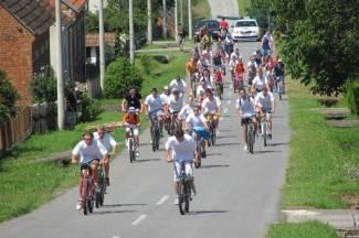 Ploštine: Biciklistička utrka Giro di Liberta 2014.