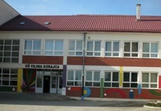 Saniraju se oštećenja na fasadi kaptolačke škole