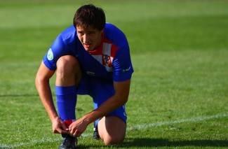 Požežanin Matej Mitrović zabio pogodak za Hrvatsku reprezentaciju na kvalifikacijskoj utakmici