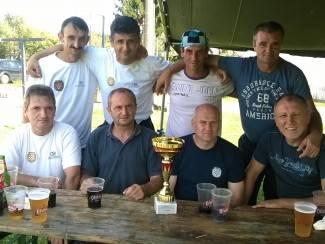 Požeški branitelji osvojili prvo mjesto na turniru u Sv. Nedelji