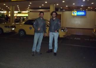 Preživjeli vožnju taksijem kroz centar Nairobija - dobro je!