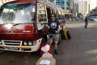 Ekspedicija Kilimanjaro: Autobusom u Tanzaniju (foto)