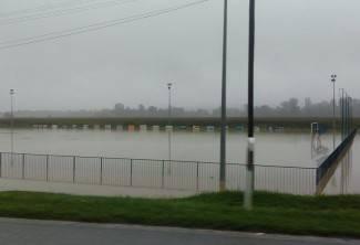 Vaše fotografije: Poplavljen stadion u Pavlovcima