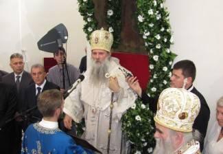 Pakrac: Ustoličenje slavonskog episkopa Jovana