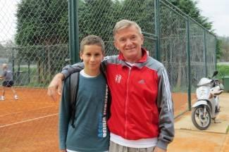 Nikola i Radoica - požeški teniski dream team