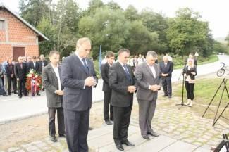 Maratonom i polaganjem vijenaca obilježena godišnjica u Kamenskoj