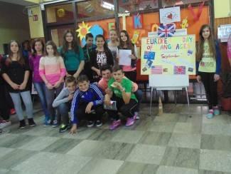 Učenici pjevali i recitirali na stranim jezicima