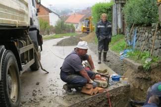Oštećen magistralni vodovod, dio stanovništva ostat će bez vode