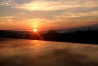 Pogledajte čarobno nebo iznad Požege  (video)