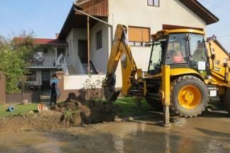 Zbog puknuća cijevi mještani Vidovaca bez vode