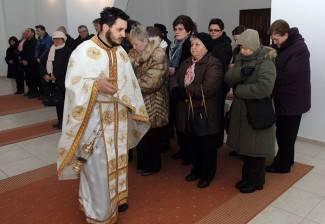 Pravoslavni vjernici proslavili sv. Savu (foto)